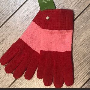 Kate spade winter gloves